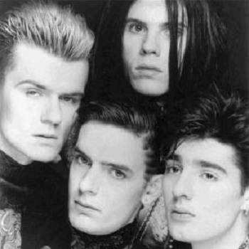 The Cult - Band 1985