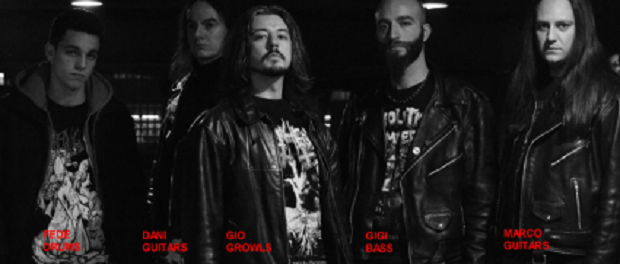 Drown in Blood - Band 2015 1