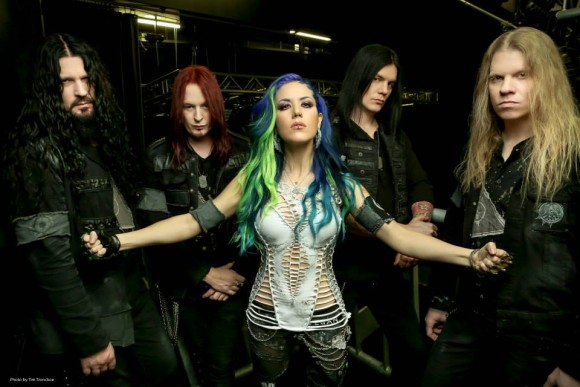 Arch Enemy - Band 2015