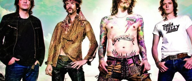 The Darkness - band 2015