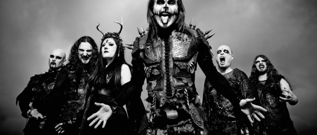 Cradle of Filth - band 2015