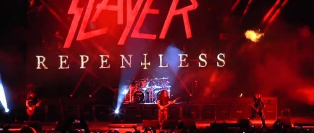 Slayer - Live News