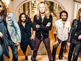 The Dead Daisies - Band 2016