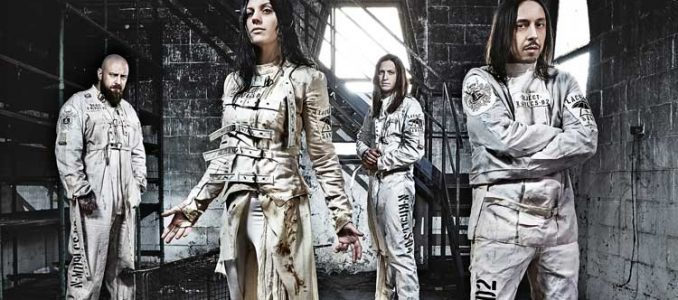 """LACUNA COIL – Il nuovo video """"Blood, Tears, Dust"""""""