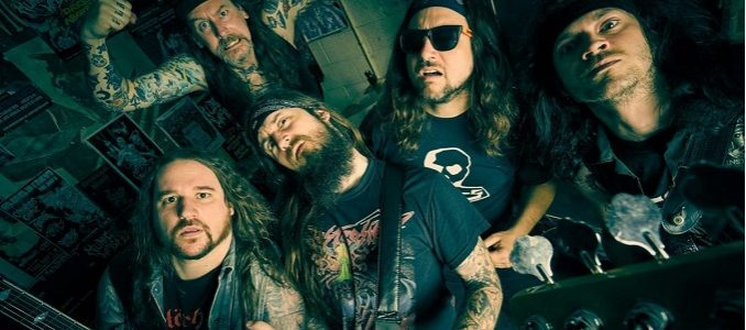 Municipal Waste – Video on line: 'Breathe Grease'
