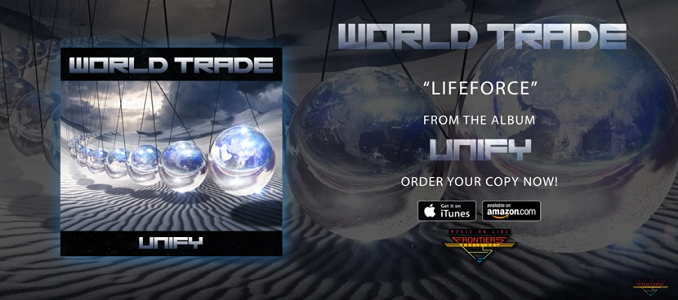 World Trade – Official Audio on Line: 'Lifeforce'