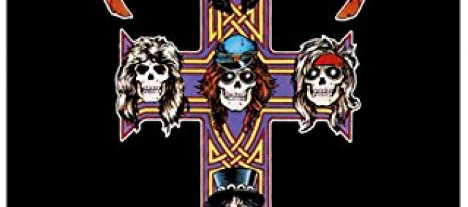 Guns N 'Roses – Appetite For Destruction 30th anniversario 1987-2017