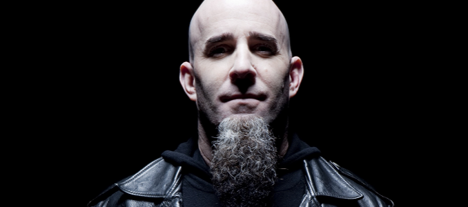 Scott Ian – 'Access All Areas: Stories From A Hard Rock Life', in uscita a Dicembre