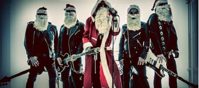 The 69 Eyes – E' on line il video 'Christmas In New York City'
