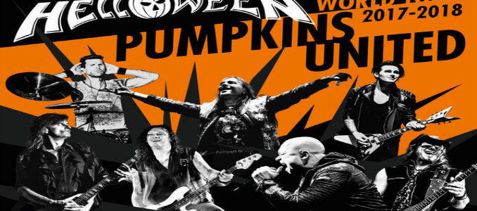 Helloween – Pumpkins United World Tour, Mediolanum Forum Assago 18/11/2017