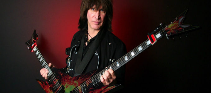 Michael Angelo Batio: a dicembre in Italia