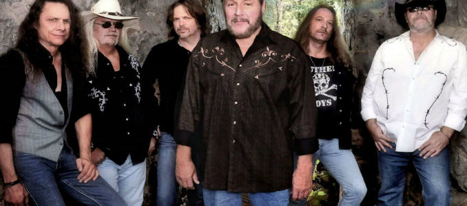 Marshall Tucker Band: le date del tour U.S. 2018
