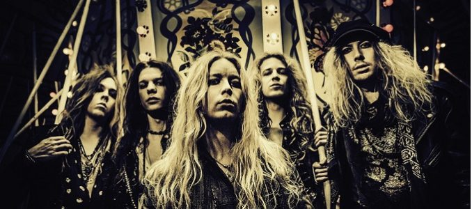 Shiraz Lane – Official Audio on Line: 'The Crown'