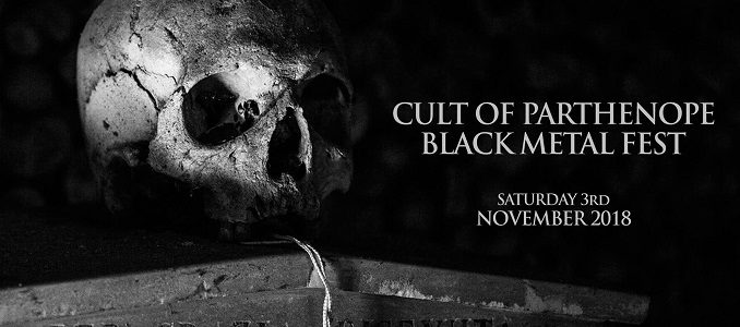Cult Of Parthenope Black Metal Fest 2018 – Anche i Noctem e Crest of Darkness nel cartellone
