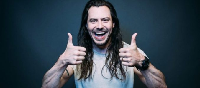 ANDREW W.K. – Il nuovo video Music Is Worth Living For