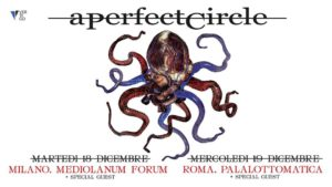 A PERFECT CIRCLE @ MEDIOLANUM FORUM | Assago | Lombardia | Italia
