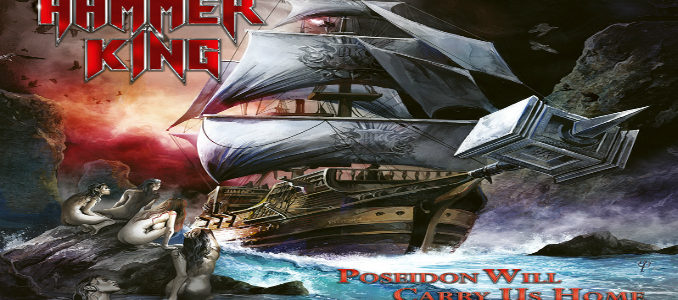 Hammer King: il video di 'The King Is A Deadly Machine'