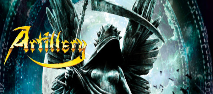 Artillery: l'audio di 'Crossroads To Conspiracy' dal nuovo album