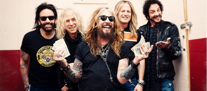 The Dead Daisies – Nuovo Singolo on Line: 'Can't Take It With You'. A Dicembre due Date in Italia