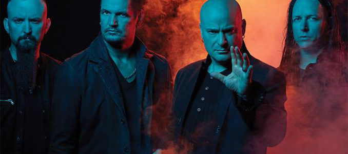 DISTURBED – Annunciata la data italiana!