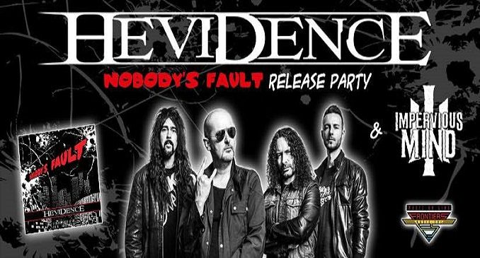 Hevidence + Impervious Mind – Jailbreak, Roma – 01 dicembre 2016