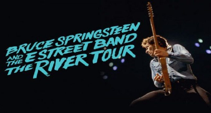 Bruce Springsteen & The E Street Band + Counting Crows + Treves Blues Band – Circo Massimo, Roma – 16 Luglio 2016