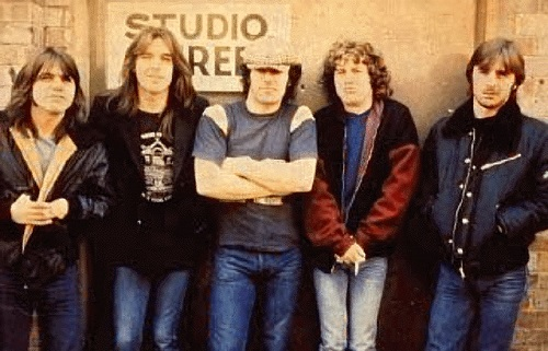 ACDC - Band 1980