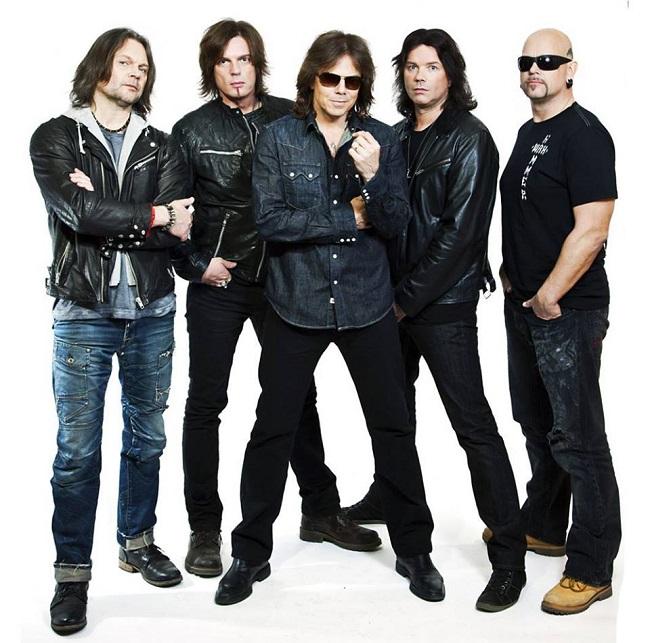 Europe - Band 2015