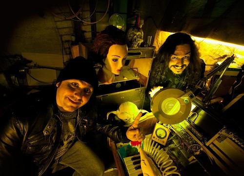 Frankenstein Rooster - Band 2015