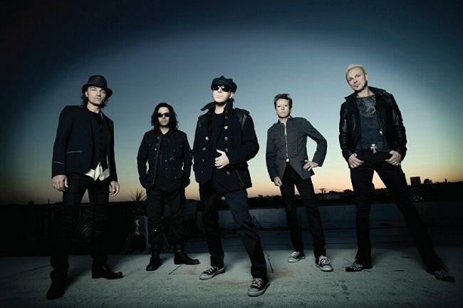 Scorpions - Band 2015