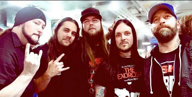 Engel - Band 2015