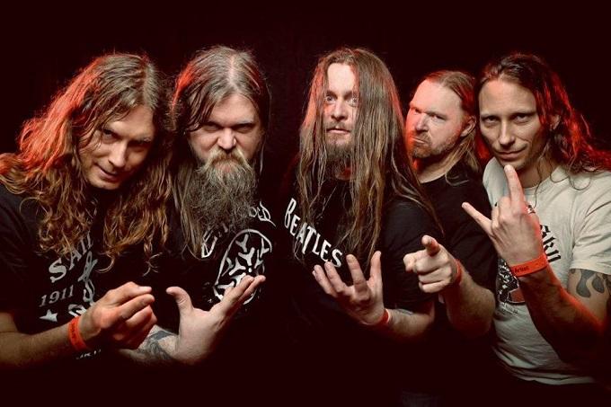Enslaved - band 2015