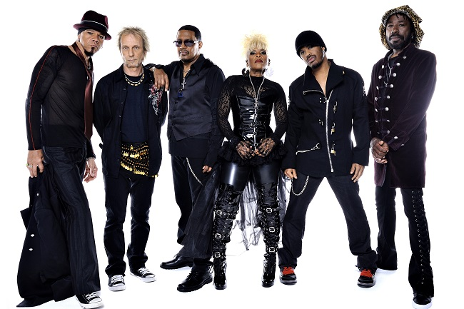 Mothers Finest Band 2015