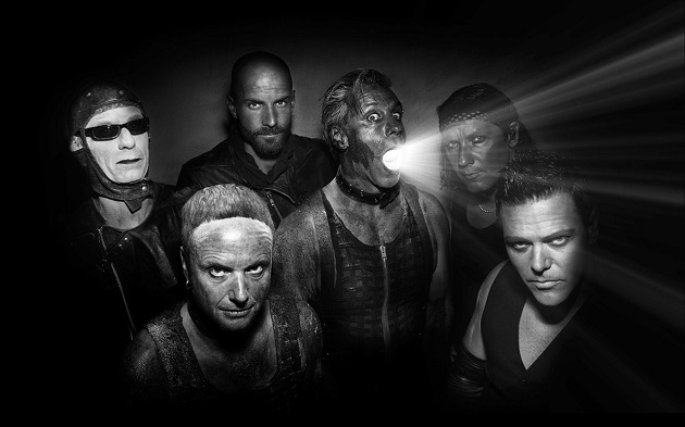 RAMMSTEIN - Le date del tour europeo