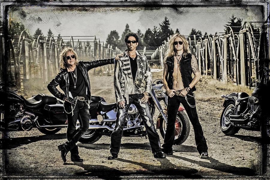 Revolution Sainte - Band 2015 2