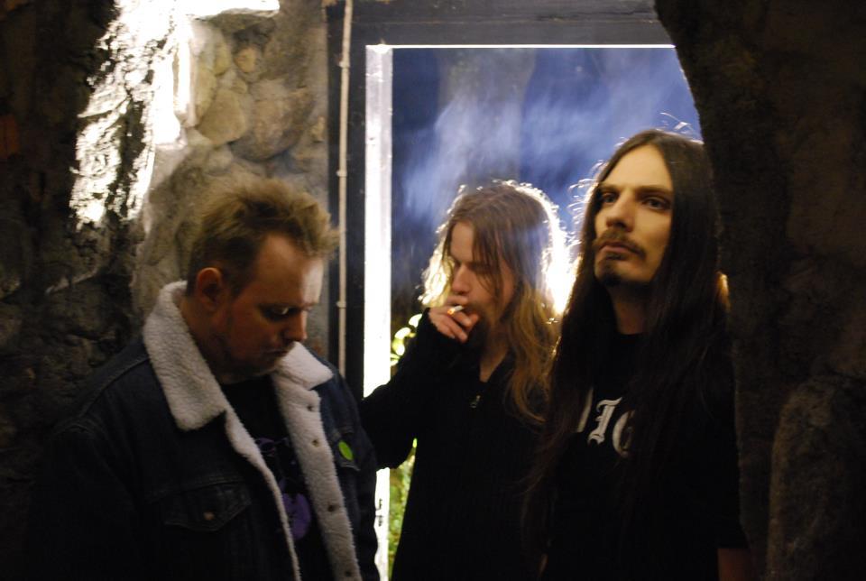 Saturnalia Temple - Band 2015