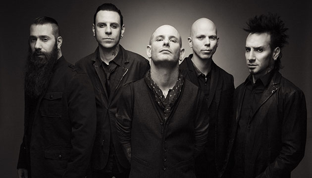 Stone Sour - Band 2015