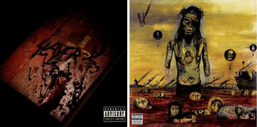 Slayer x 2