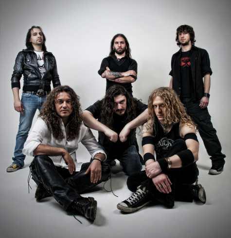 Secret Sphere - Band 2012
