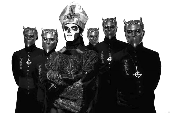 Ghost - Band 2015