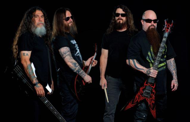 Slayer - Band 2015