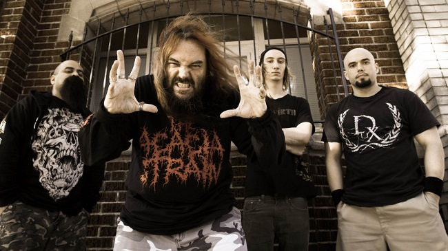 Soulfly - band 2015