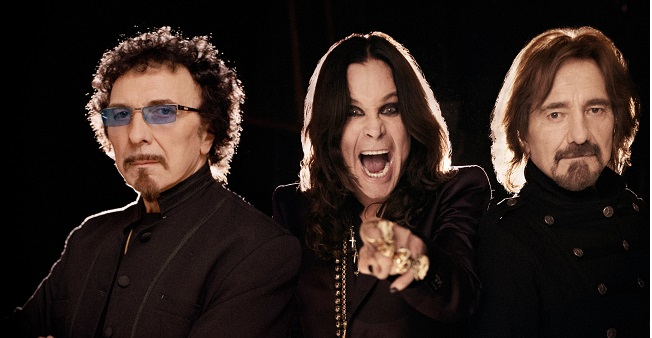 Black Sabbath - 'The End, Live in Birmingham'... da Metà Novembre