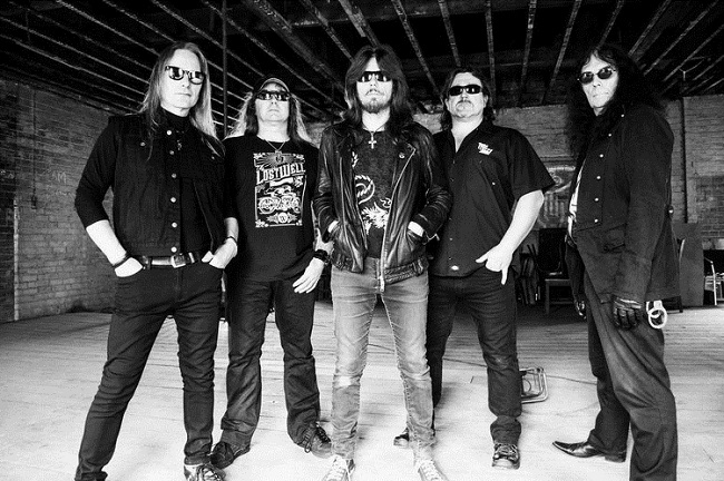 Satan - Band 2015