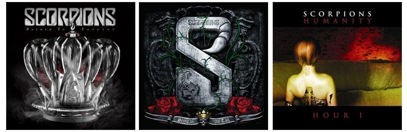 Scorpions Hu ST  RE