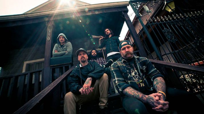 Every Time I Die - Band 2015