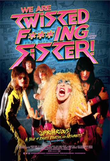 """TWISTED-SISTER-""""We-Are-Twisted-Fing-Sister""""-documentario-2016"""