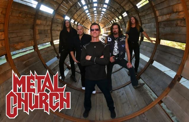 Metal Church - Nuovo Video on Line: 'Reset'