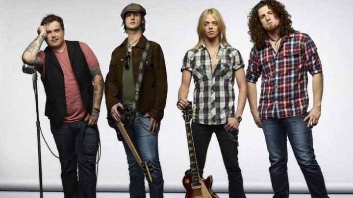Black Stone Cherry - Band 2015