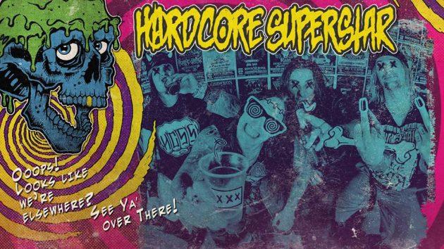 HARDCORE SUPERSTAR - A Novembre in Italia